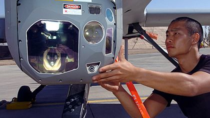 Raytheon to provide Air Force UAV electro-optical targeting systems in $50.2 million contract