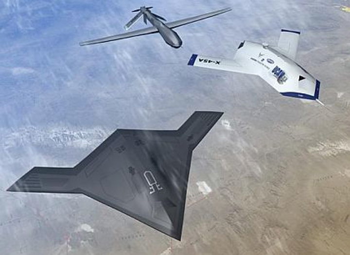 Air Force surveys industry for companies able to design UAV common sense-and-avoid system