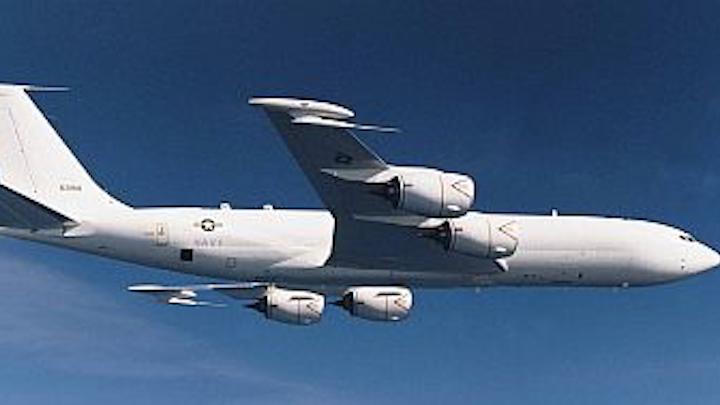 Northrop Grumman to build SATCOM capability for E-6B strategic airborne command post