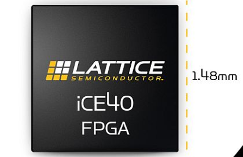 Small, power-efficient FPGAs for context-aware mobile