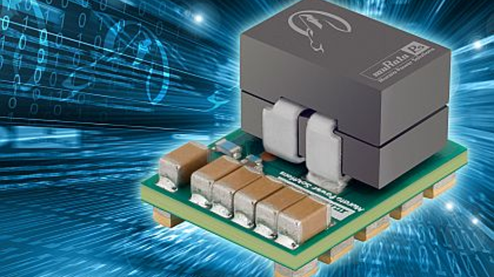 Power blocks for power-hungry FPGAs, ASICS, and IBAs introduced by Murata Power
