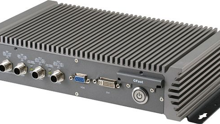 Rugged box PC computer for mobile applications like railways introduced by AAEON