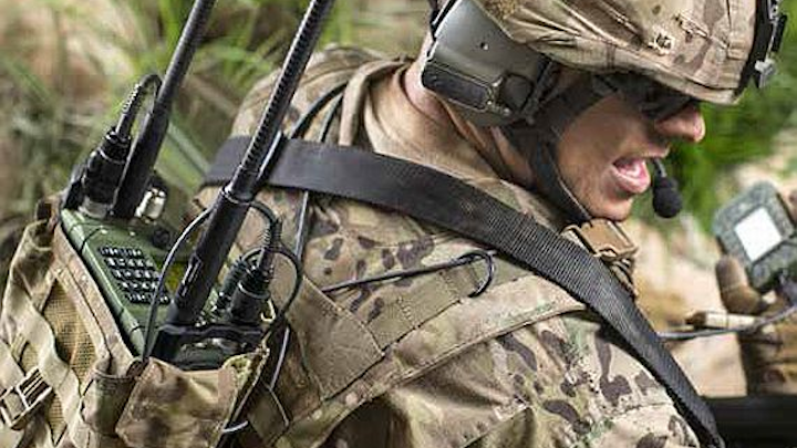 Harris wins contract to provide Special Operations forces with new manpack radio