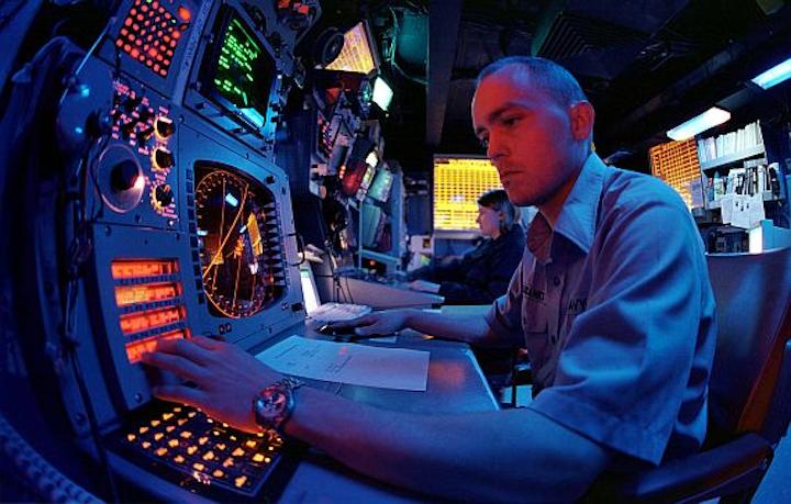 Navy eyes next generation of electronic warfare