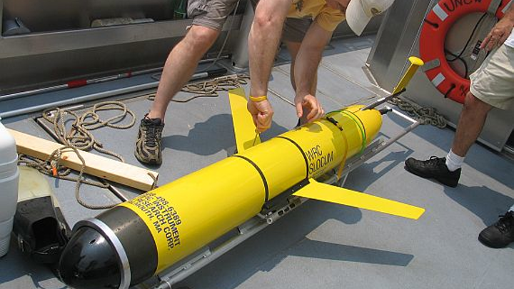 Navy works with Teledyne for long-duration UUVs