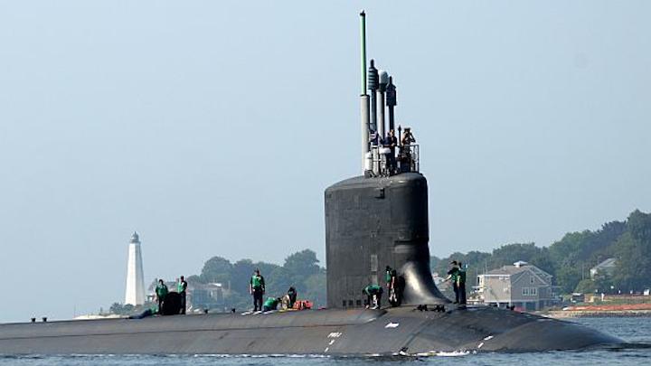 Lockheed Martin to make major upgrades to submarine electro-optical surveillance system