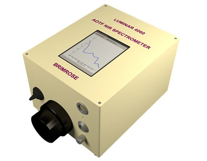 Spectrometer that scans at 16,000 wavelengths per second introduced by Brimrose Corp.