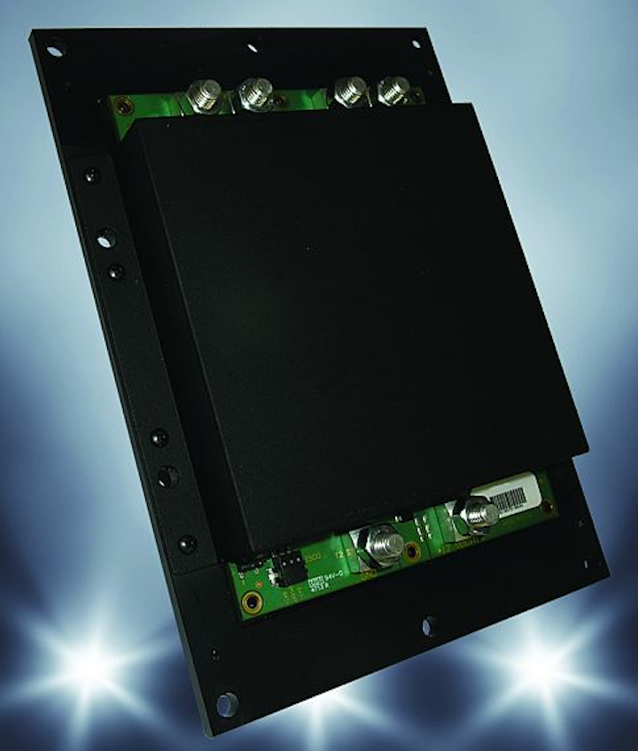 DC-DC converters for harsh shock-and-vibration military applications introduced by Calex