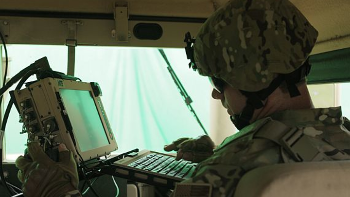 Air Force sets sights on crypto modernization