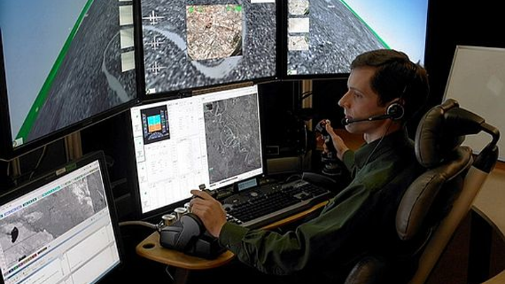 Raytheon to upgrade Fire Scout UAV control system