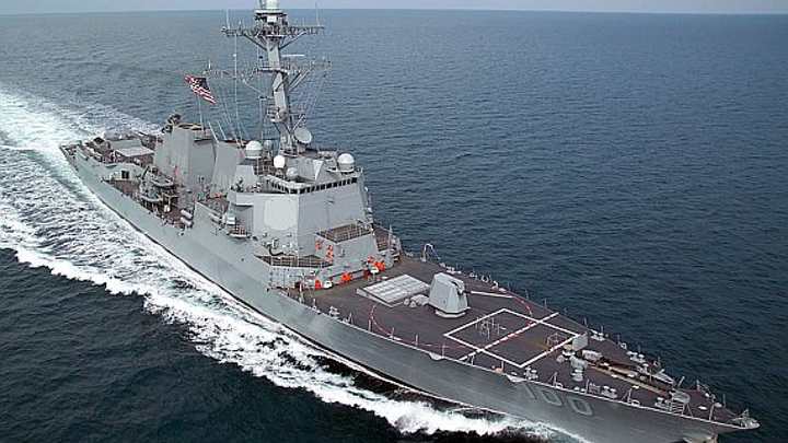 Navy orders two Burke-class destroyer warships
