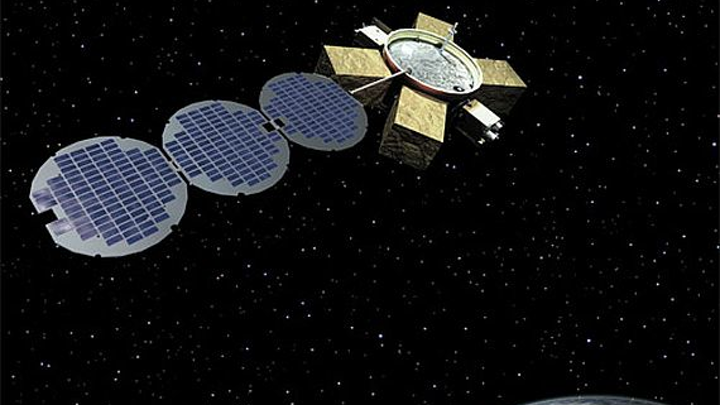 Raytheon to build hypertemporal space sensor