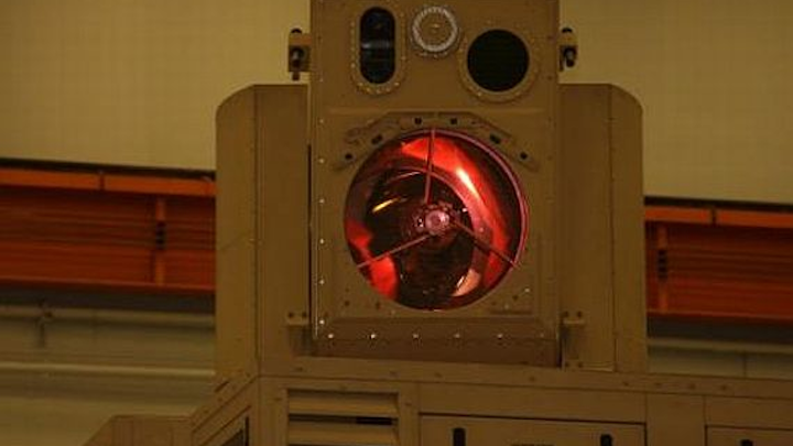 Aculight to move laser weapons forward