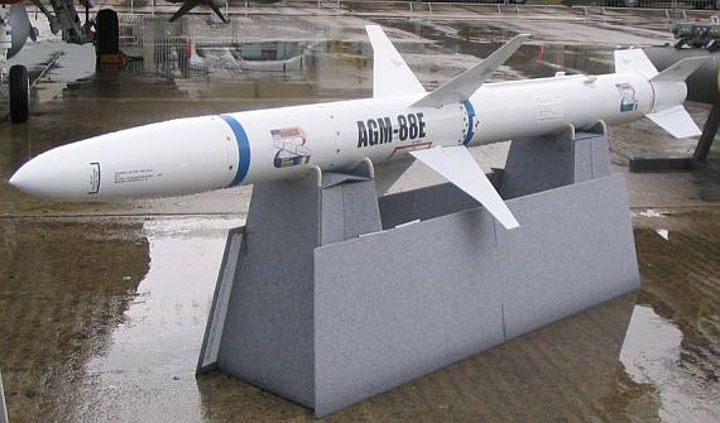 Navy orders new batch of radar-killing missiles