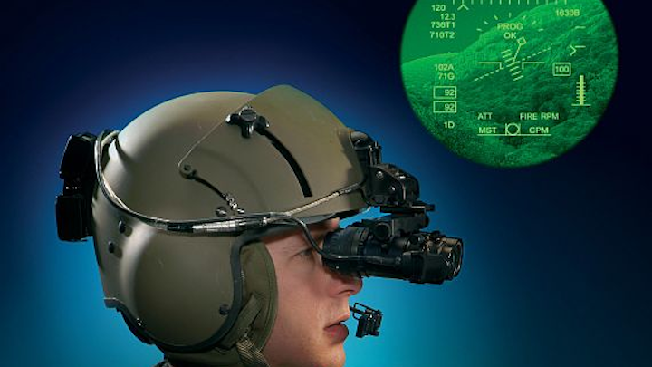 Elbit tapped for night-vision data converters