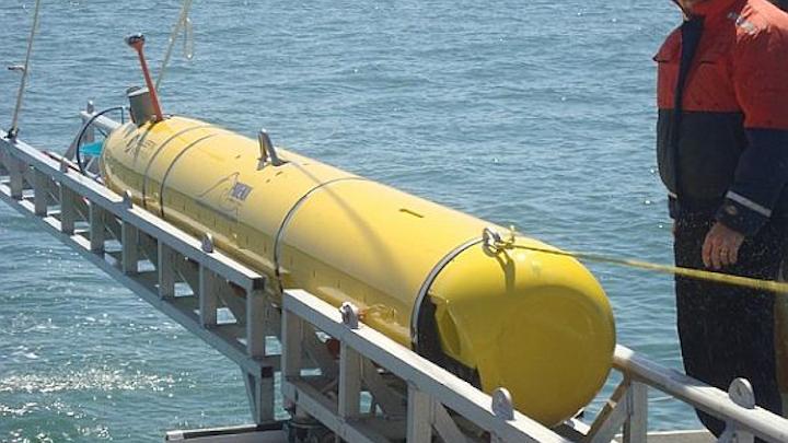 Bluefin wins $7.1 million Navy advanced UUV deal