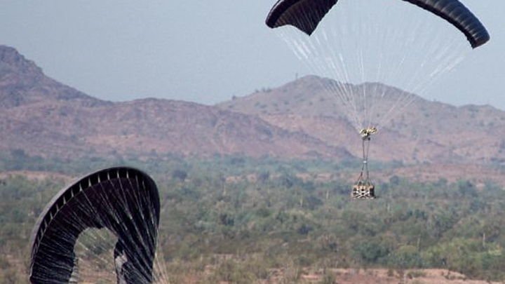 Army orders computer-controlled air-drop systems