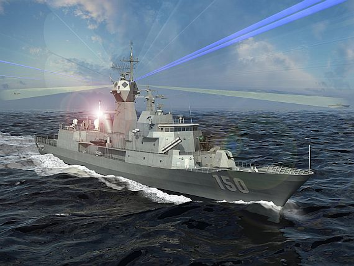 Military researchers seek to make RF phased array common modules available to the defense industry