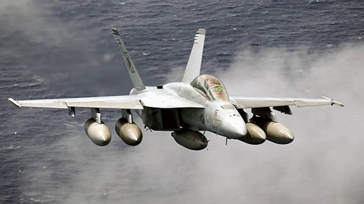 Deploying unmanned vehicles from jet fighters