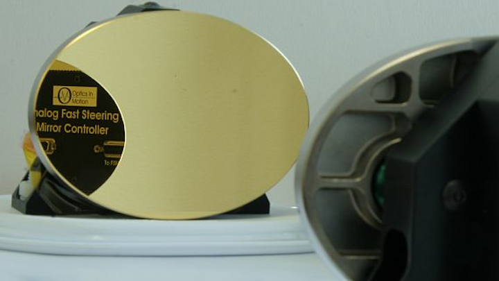 Optics In Motion tapped for fast-steering mirrors