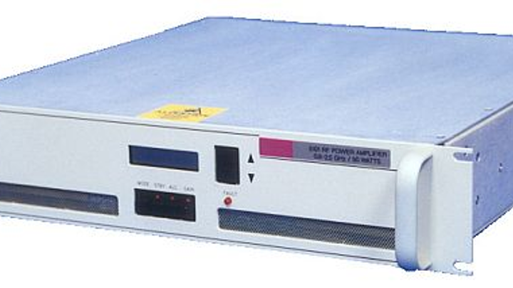 Air Force chooses RF amplifiers from Ophir RF
