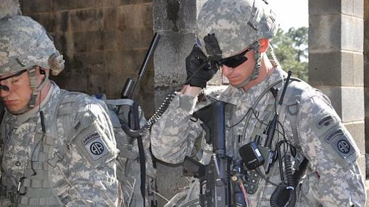Army picks four in SRW Appliqué Radio program