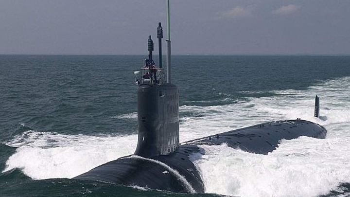 Navy orders 10 Virginia-class attack submarines