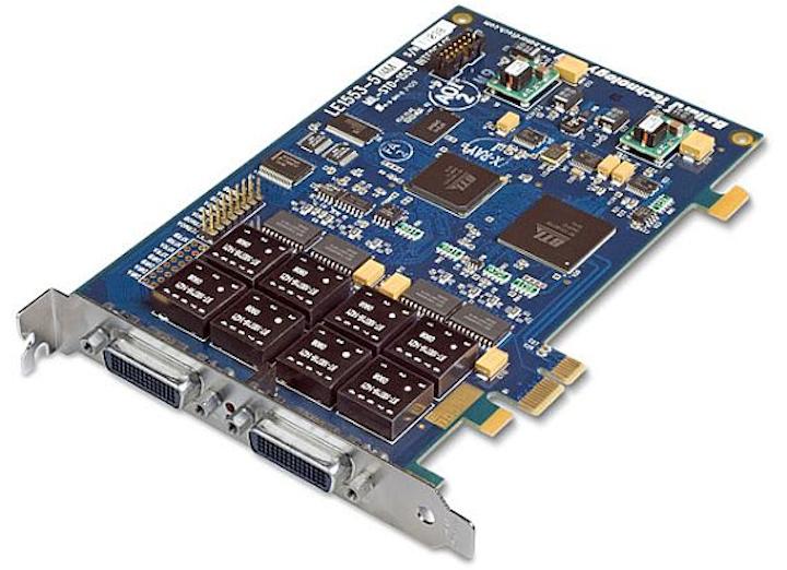 Ballard cards to bridge Navy PCs to MIL-STD-1553