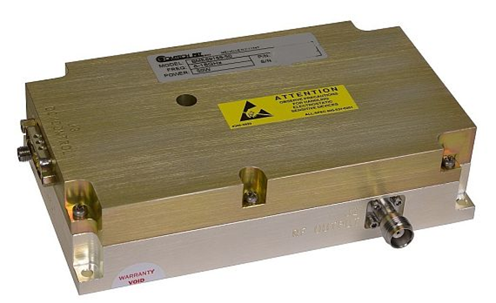 Solid-state RF module for communications, electronic warfare, and radar introduced by Comtech PST