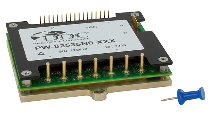 Speed and torque brushless DC motor controller for variable-speed applications introduced by DDC