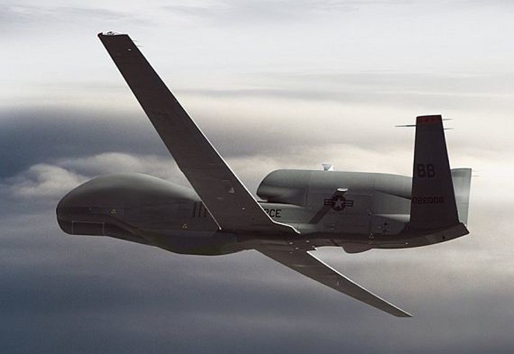 Curtiss-Wright to upgrade flight-control computer for variations of Global Hawk UAV