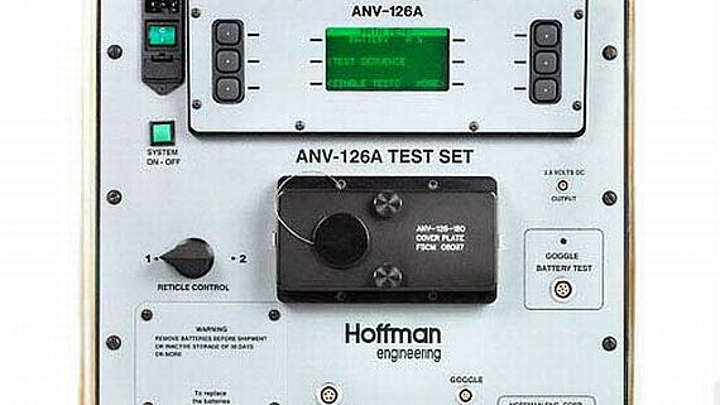 Hoffman Engineering to provide night-vision test gear to Air Force in $6.7 million deal