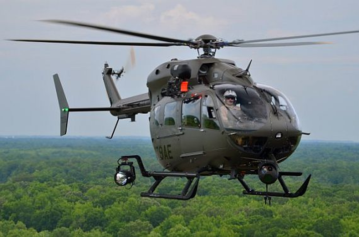 Army orders 10 UH-72 Lakota utility helicopters