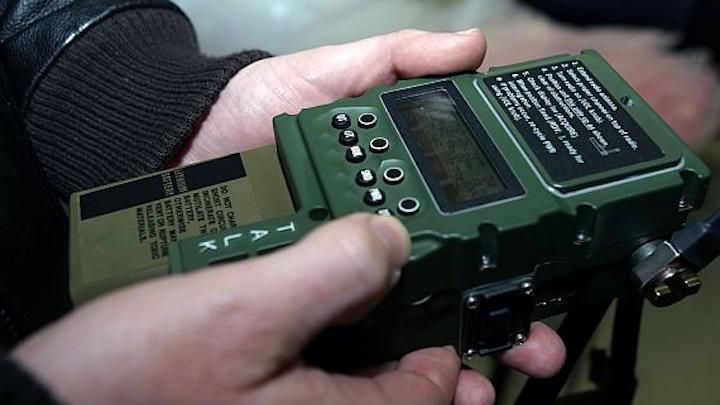 Navy eyes new aircraft survival radios