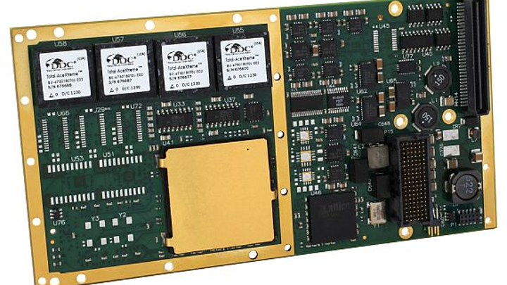 Multi-protocol XMC and PMC cards for avionics databus interfaces introduced by DDC