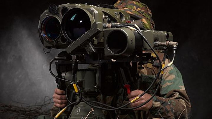 Long-range observation, target acquisition, and laser designation system introduced by Elbit