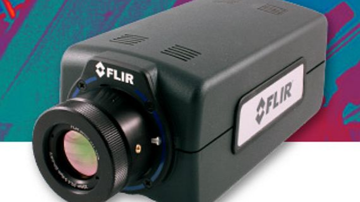 Compact, thermal imaging camera for industrial research introduced by FLIR Systems