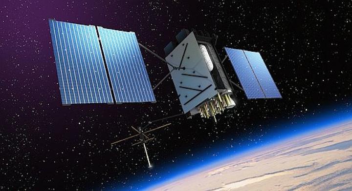 Northrop Grumman to shrink size of GPS satellite electronics with signal-generation upgrade