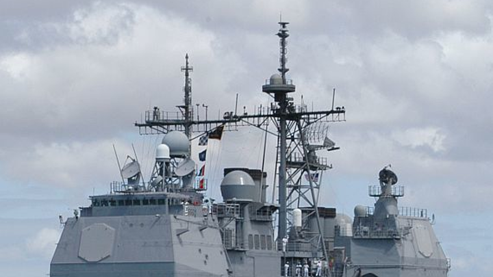 Navy to pour more time and money into shipboard antenna project to cut RF cross interference