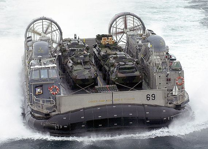 Navy reaches out to industry in preparation of major circuit card purchase for LCAC