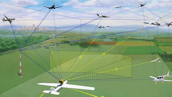 Aviation authorities to brief industry this fall on UAV sense-and-avoid technologies