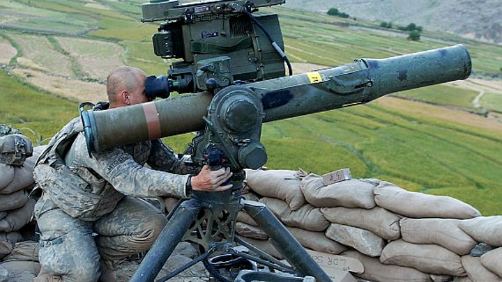 Raytheon to build radio-controlled TOW anti-tank missiles in $391.5 million contract