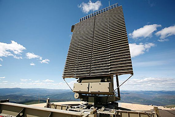 Lockheed Martin to provide array electronics for TPS-59 air- and missile-search radar
