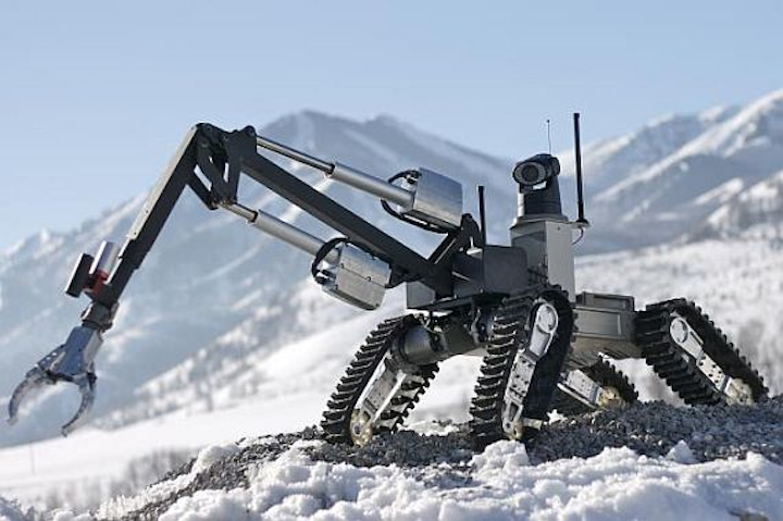 Army considers artificial intelligence and machine learning for unmanned ground vehicles (UGVs)