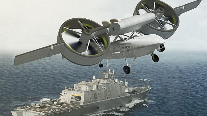 Lockheed Martin chooses flight-control computers from NAI for DARPA ARES unmanned helicopter