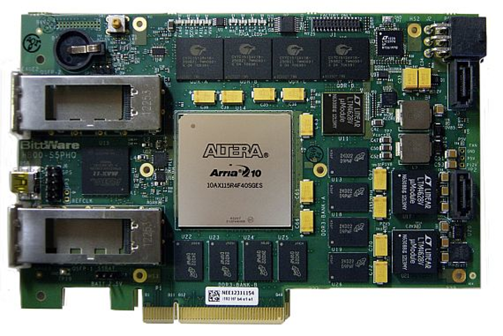 Rugged FPGA boards based on Altera Arria 10 introduced by BittWare for SIGINT and communications