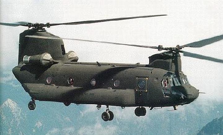 Raytheon avionics radio demonstrates paves the way for upgrading U.S. Army helicopter fleet