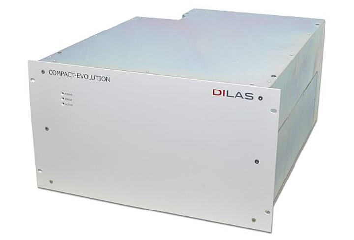 1200-Watt laser from a 300-micron fiber at 976 nanometers introduced by DILAS