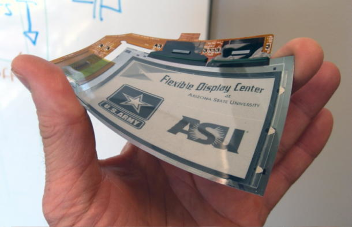 Global demand for flexible electronics predicted to hit $13.23 billion by 2020