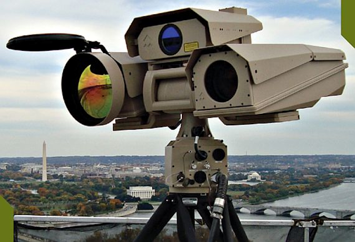 Navy chooses long-range thermal cameras from FLIR Systems for air-to-ground range surveillance